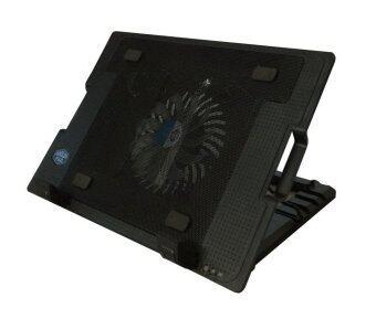 Sun Union พัดลมระบายความร้อนโน๊คบุ๊ค รุ่น 884 (สีดำ)