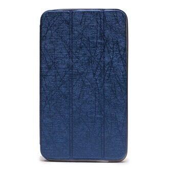 ASUS เคส สำหรับ Asus Fonepad ME375 หลังนิ่ม (กรม) DARK BLUE