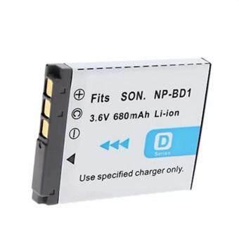 แบตกล้อง รุ่น NP-BD1 / NP-FD1 แบตเตอรี่โซนี่ DSC-T900, DSCT900, T900B, T900R, T900T, DSC-TX1, TX1H, DSC-T77/T, T90 Replacement Battery for Sony