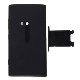 ข่าวคุณภาพสูงทดแทนย้อนกลับสำหรับ Nokia Lumia 920 (สีดำ)