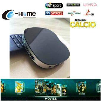 NEW TV BOX T758Q Smart tv box Max 16GB Amlogic S905X Android 6.0 box Quad core 2.4G Wifi 1080p BT4.0 Set Top Box กล่องดิจิทัลทีวี กล่องแปลงสัญญาทีวีดิจิทัล ระบบแอนดรอย
