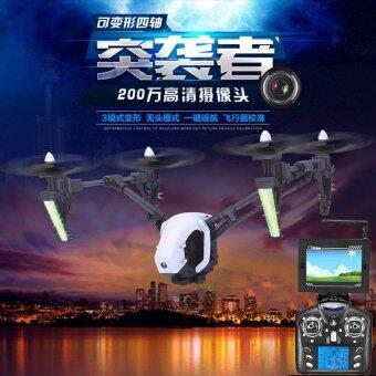 Drone Syma New โดรนติดกล้องความละเอียดสูง รุ่น มีจอดูภาพ (พร้อมระบบถ่ายทอดสดแบบ Realtime)