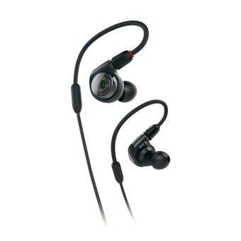 Audio Technica ATH-E40 หูฟังมอนิเตอร์ ฟังเพลง In-ear monitors (เสียงเบส)