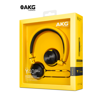 AKG Y40 Yellow Mini