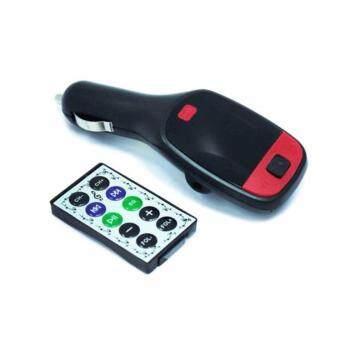 เครื่องเล่น Car MP3 ติดรถยนต์ FM Radio Music Player(Black)