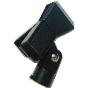 คอสวมไมค์ คอวางไมค๋ ยี่ห้อTBE รุ่น MIC-004 คอจับไมค์ ยึดไมโครโฟน เกลียวมาตรฐาน สีดำ (1 ชิ้น)