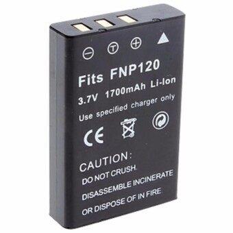 แบตกล้อง รหัสแบต NP-120 FNP120 แบตเตอรี่กล้องฟูจิ Fujifilm Fujifilm FinePix F10 Zoom, M603 , FinePix603 .. Battery for Fuji