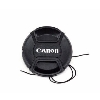For Canon Canon Lens Cap ฝาปิดหน้าเลนส์ แคนนอน ขนาด 49 mm.
