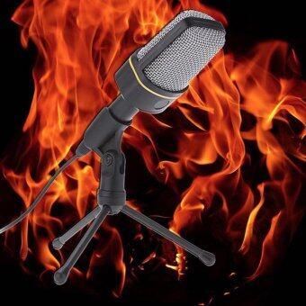 Hayashi - ไมโครโฟนไมค์อัดเสียง SF-920 Stereo Condenser Recording Desktop Microphone