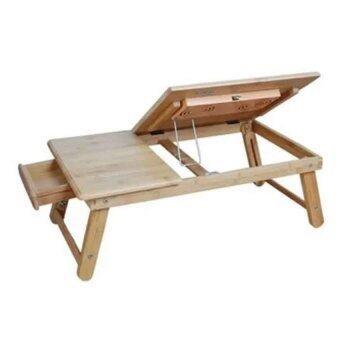 i-smart โต๊ะไม้วาง NOTEBOOK 11F 2ใบพัด