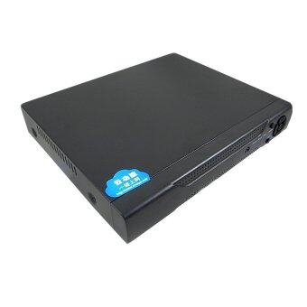 DVR / NVR CCTV เครื่องบันทึaกภาพ 4ช่อง AHD TVI IP ANALOG 960H / 720p HD AHD และอนาล็อก 1.3 ล้านพิกเซล