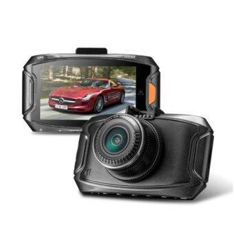 Alitech กล้องติดรถยนต์รุ่น GS90C 1296P Ultra HD เลนส์ 170° รุ่นใหม่กว่าG90 Ambarella A7 ( สีดำ)