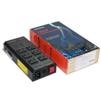 ปลั๊กไฟป้องกันไฟกระชากแรงดันสูงชั่วขณะ TPS-HOME/COMPACT