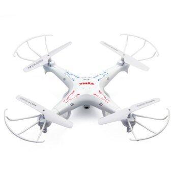โดรนติดกล้อง Syma เครื่องบินบังคับ รุ่น X5C (White)