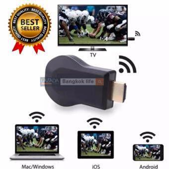 HDMI WIFI M2 PLUS HDMI WIFI Display เชื่อมต่อมือถือไปทีวี รองรับ iphone และ android Screen Mirroring Cast Screen AirPlay Dlan Miracast รุ่นใหม่2017