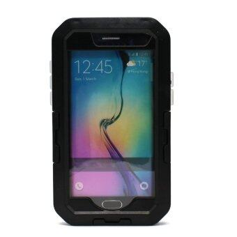 IPX4 เคสกันน้ำการป้องกันความยากสำหรับ Samsung Galaxy S6 edge/G925 (สีดำ)