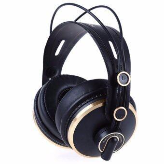 Isk Hd9999 หูฟัง Fullsize Studio Monitor Headphone ระดับมืออาชีพ เสียงสมดุลและ Balance รายละเอียดเยอะครบทุกย่านเสียง