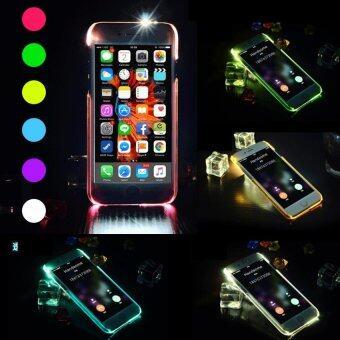 DT เคสไ IPhone6/6s ไฟกระพริบ (สีฟ้า)