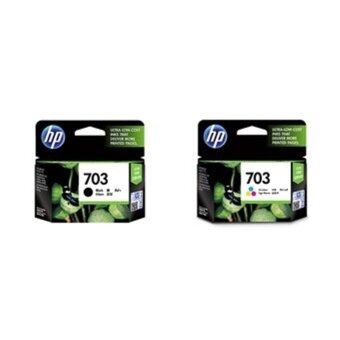HP หมึกพิมพ์ Inkjet รุ่น Hp703Co Black/Color