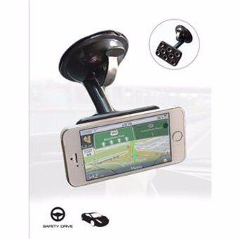 ที่วางโทรศัพท์ในรถ ที่วางมือถือในรถ car holder ที่จับมือถือในรถ .(สีดำ)