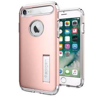 SPIGEN เคส Apple iPhone 7 Case Slim Armor : Rose Gold