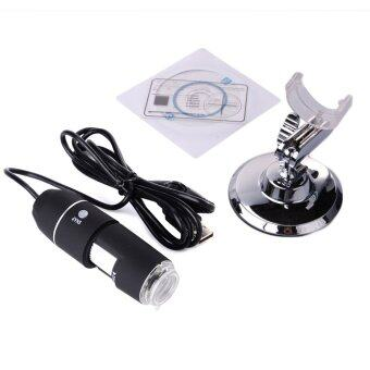 กล้องไมโครสโคป 1000X USB Microscope สำหรับ WinXP/7 ราคาถูกที่สุด ส่งฟรีทั่วประเทศ