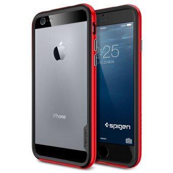 SPIGEN เคส Apple iPhone 6 Plus Case Neo Hybrid EX เคสบัมเปอร์ (Red)