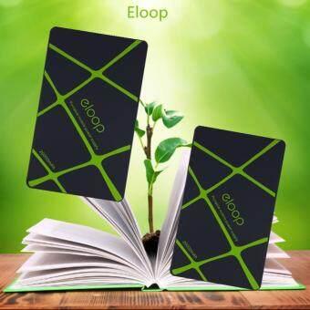 Eloop Power Bank แบตสำรอง พาวเวอร์แบงค์ ชาร์จไว ขนาดเล็ก Mini Power Suppy Portable 20000mAh (black)pack 2pcs