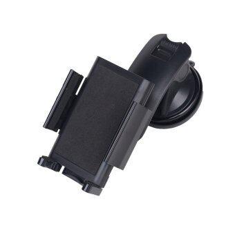 i-Unique ขาจับมือถือในรถยนต์ In Car Universal Mount For Smartphone RoHS - Black