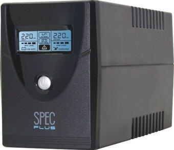 SPEC เครื่องสำรองไฟฟ้า UPS SPEC-800 PLUS 800VA 320W