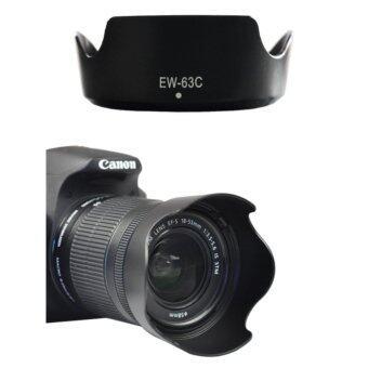 เปรียบเทียบราคา Canon Lens Hood เทียบเท่า EW-63C for EF-S 18-55 STM ขายถูก