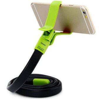 ไม้เซลฟี่ Phoseat Smartphone Stand สีเขียว (Green)
