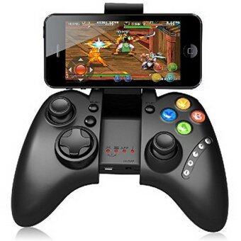 iPega จอยเกมส์บลูทูธไร้สาย สำหรับสมาร์ทโฟน รุ่น IPEGA 9021 - สีดำ