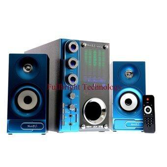 Music D.J.M200C Speaker (2.1) BLUETOOTH, FM,USB ลำโพงบูทูลำโพงพร้อมซับวูฟเฟอร์ ประกันศูนย์