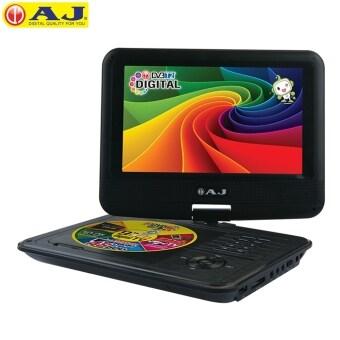 """AJ เคื่องเล่น ดีวีดีแบบพกพา LCD ขนาด 9"""" รุ่น PCD-9"""