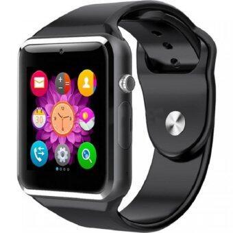 Smart watch นาฬิกาโทรศัพท์อัจฉริยะ รุ่นA1 (สีดำ)