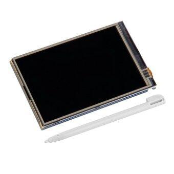 โอ้ 3.5นิ้ว b/b+LCD Touch โมดูลแสดงผลจอภาพ 320 x 480 สำหรับ Raspberry Pi V3.0