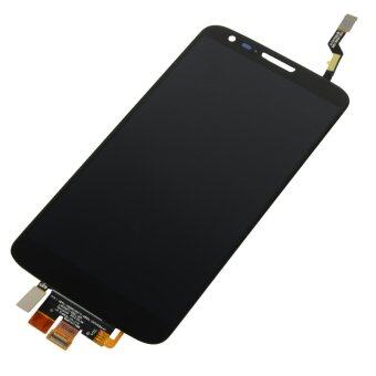 Harga LCD Touch Screen Digitizer for LG Optimus G2 (Black)