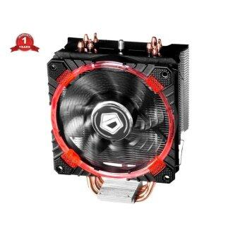 ID-COOLING SE-214C-RED พัดลมระบายความร้อน CPU Heatsink For Intel / AMD ฮีตซิงก์ -1 YEAR