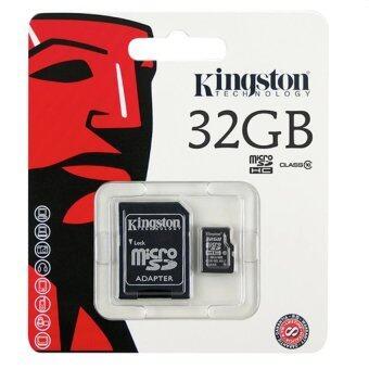 check ราคา Kingston Seven7 shop Memory Card Micro SD SDHC 32 GB Class 10 คิงส์ตัน เมมโมรี่การ์ด 32 GB รีวิว