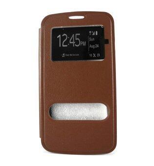 ACT เคส Samsung Galaxy Grand 2 G7106 2 ช่องสีน้ำตาลbrown