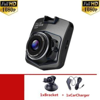 FHD Car Cameras กล้องติดรถยนต์ รุ่น c900( black)1ชิ้น