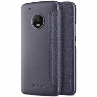 Harga Nillkin Sparkle Series Leather Case สำหรับ Motorola Moto G5 Plus