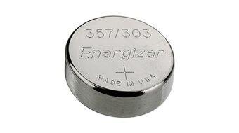 Energizer ถ่านกระดุม รุ่น SR44 357-303 SR1154SW 1.55V (10 แพ็ค 10 ก้อน)