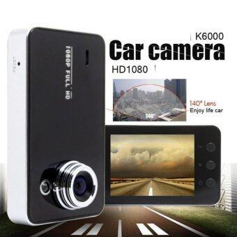 Astro กล้องติดหน้ารถยนต์ HD DVR K6000 FULL HD1080 Black