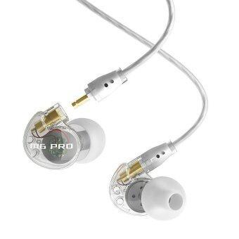 Meelectronics M6 Pro (Meelec MeeAudio) หูฟัง Inear Monitor แบบคล้องหู รับประกันศูนย์ไทย (สีใส)