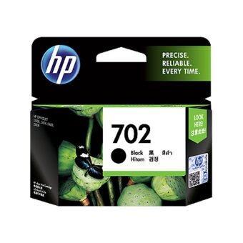 HP หมึกพิมพ์แท้ INKJET รุ่น CC660WA ( 702 ) (Black)