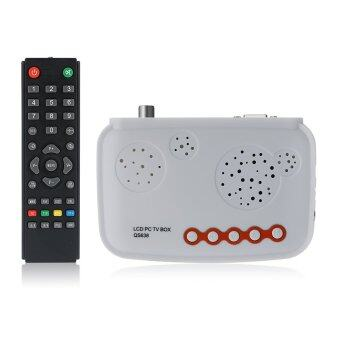 โทรทัศน์จอแอลซีดี/ชม, ช่องกับ Hdtv คล้ายคลึง/กล่องรับสัญญาณโทรทัศน์ดิจิทัลคอมพิวเตอร์ทีวีจอภาพ Crt โปรแกรมโทรศัพท์