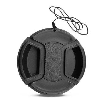 Lens Cap No Logo ฝาปิดหน้าเลนส์ ไม่มีโลโก้ ขนาด 58 mm.
