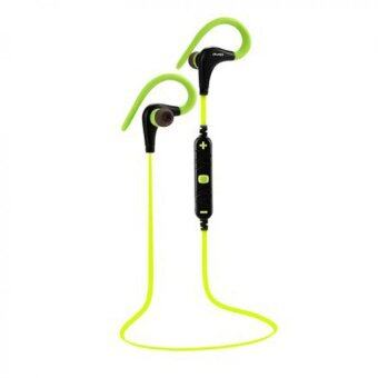 AWEI Wireless A890BL (ของแท้) Bluetooth Earphones In-Ear Sports Headphones with Mic(เขียว)